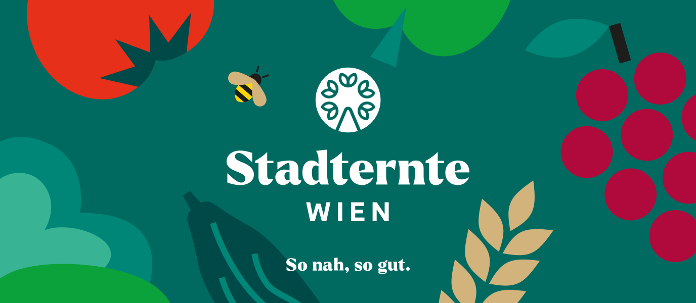 Stadternte Wien. So nah, so gut.