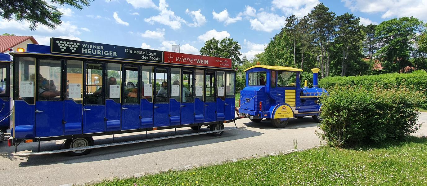 Der Vienna Heurigenexpress 2021
